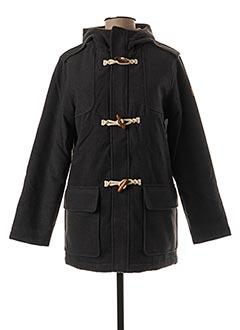 Manteau long gris ESPRIT pour garçon