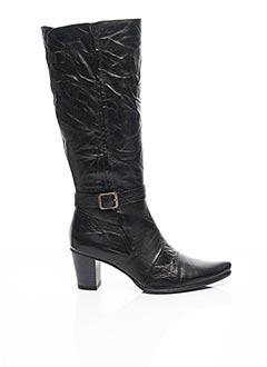 Bottes noir DORKING pour femme