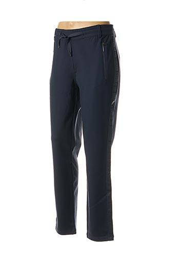 Jupe short bleu CECIL pour femme