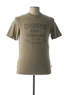 Produit-T-shirts-Homme-DOCKERS