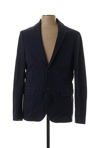 Veste chic / Blazer bleu DOCKERS pour homme