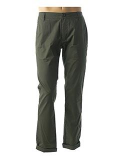 Pantalon casual vert ARMANI EXCHANGE pour homme