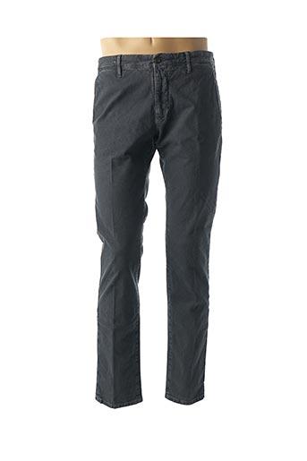 Pantalon casual gris INCOTEX pour homme