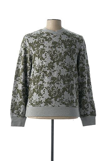 Sweat-shirt gris DANIEL CREMIEUX pour homme