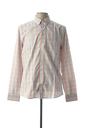 Chemise manches longues blanc ARROW pour homme