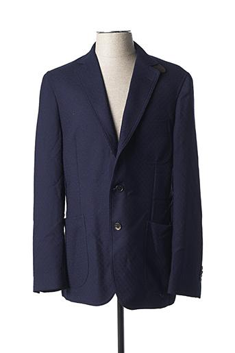 Veste chic / Blazer bleu DANIEL CREMIEUX pour homme