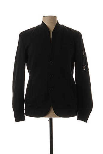 Veste casual noir DIESEL BLACK GOLD POUR LE PRINTEMPS pour homme