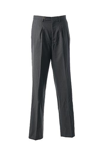 Pantalon chic gris AGNES B pour homme