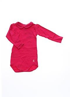 Produit-T-shirts-Fille-PETIT BATEAU