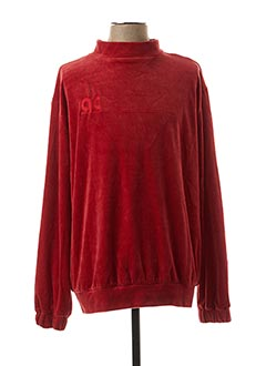 Sweat-shirt rouge ANTIDOTE STUDIO pour femme