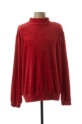 Sweat-shirt rouge ANTIDOTE STUDIO pour femme
