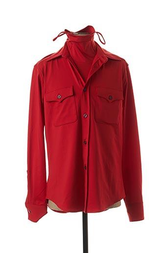 Veste casual rouge ANTIDOTE STUDIO pour femme