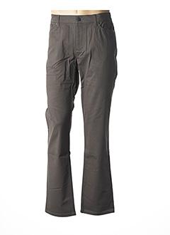 Pantalon casual marron AGNES B pour homme