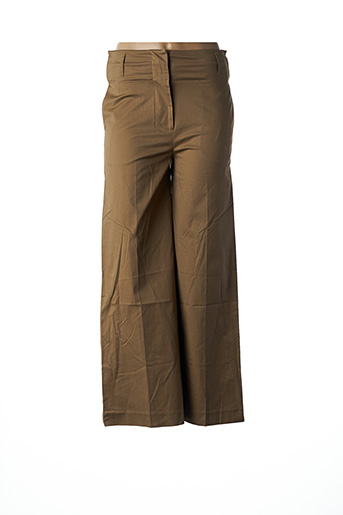 Pantalon chic marron BY MALENE BIRGER pour femme