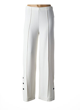 Pantalon chic beige BY MALENE BIRGER pour femme