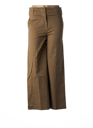 Pantalon chic marron BY MALENE BIRGER pour femme
