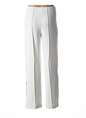 Pantalon chic beige BY MALENE BIRGER pour femme seconde vue