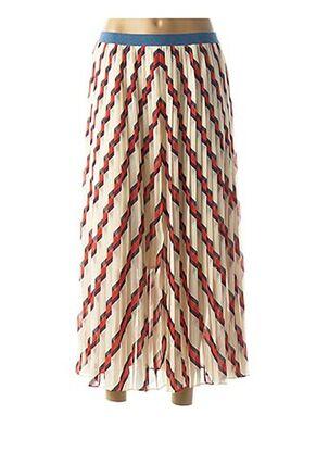 Jupe longue jaune BY MALENE BIRGER pour femme