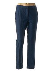 Pantalon chic bleu PAULE KA pour femme seconde vue