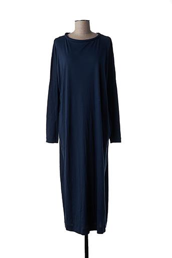 Chemise de nuit bleu HANRO pour femme