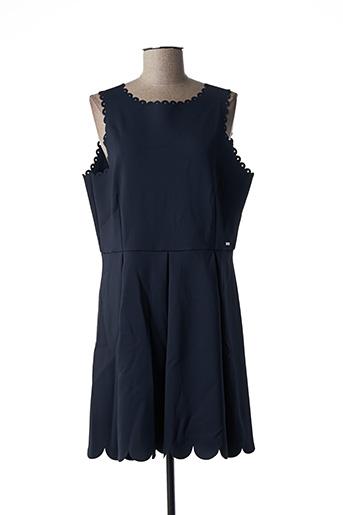Robe mi-longue bleu ARMANI EXCHANGE pour femme