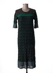 Robe pull vert BY MALENE BIRGER pour femme seconde vue