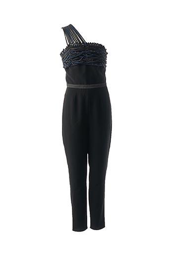 Combi-pantalon noir ARMANI pour femme