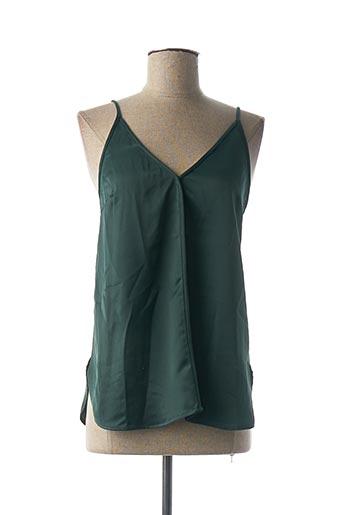 Top vert BY MALENE BIRGER pour femme