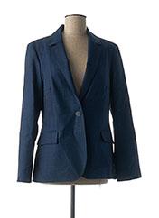Veste chic / Blazer bleu PAULE KA pour femme seconde vue
