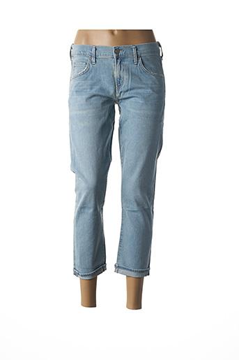 Jeans boyfriend bleu CITIZENS OF HUMANITY pour femme