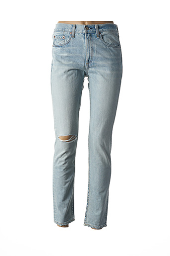 Jeans skinny bleu RAG & BONE pour femme