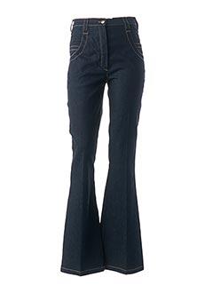 Jeans bootcut bleu NINA RICCI pour femme