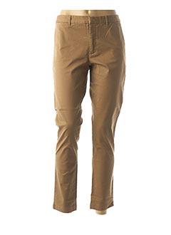 Pantalon 7/8 beige RALPH LAUREN pour femme