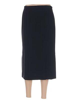 Jupe mi-longue noir CAROLINE ROHMER pour femme