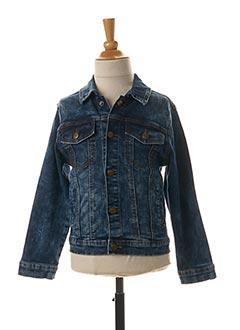 Veste casual bleu MAYORAL pour enfant