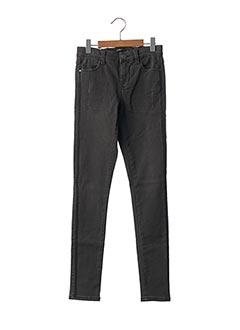Jeans skinny noir LMTD pour fille