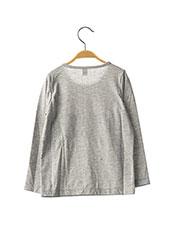 T-shirt manches longues gris ESPRIT pour fille seconde vue