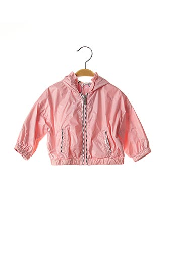 Coupe-vent rose MAYORAL pour fille