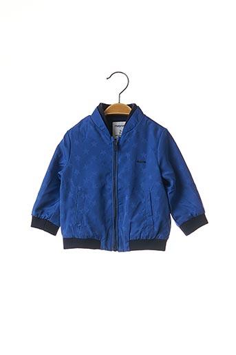 Veste casual bleu MAYORAL pour garçon