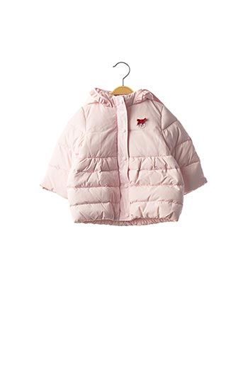 Doudoune rose ORIGINAL MARINES pour fille