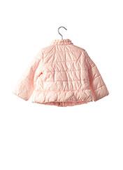Doudoune rose ORIGINAL MARINES pour fille seconde vue