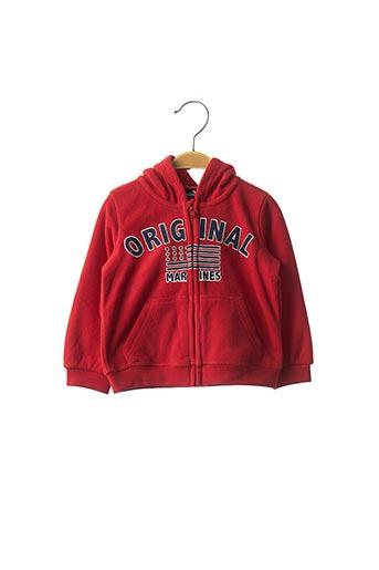 Veste casual rouge ORIGINAL MARINES pour enfant