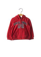 Veste casual rouge ORIGINAL MARINES pour enfant seconde vue