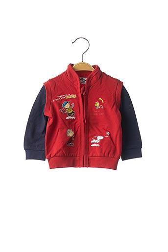 Veste casual rouge ORIGINAL MARINES pour garçon