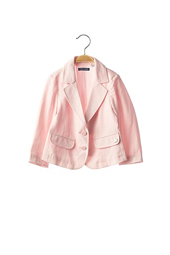 Veste chic / Blazer rose ORIGINAL MARINES pour fille