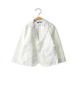 Veste chic / Blazer blanc ORIGINAL MARINES pour enfant