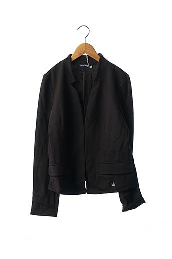Veste chic / Blazer noir ORIGINAL MARINES pour fille