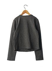 Veste chic / Blazer gris ORIGINAL MARINES pour fille seconde vue