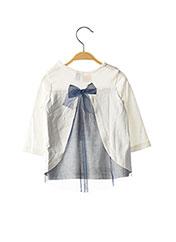 T-shirt manches longues beige ORIGINAL MARINES pour fille seconde vue