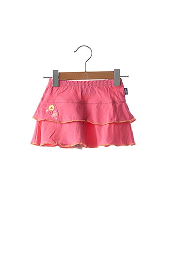 Jupe mi-longue rose ORIGINAL MARINES pour fille